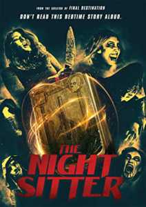 The Night Sitter DVD