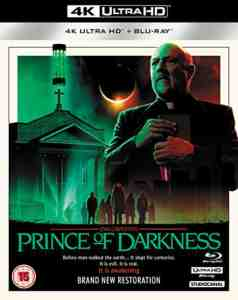 The Prince Of Darkness 4k Blu-ray