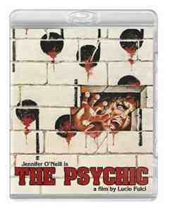 The Psychic aka Sette note in nero Blu-ray
