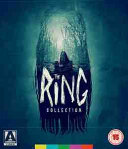 The Ring Collection Blu-ray