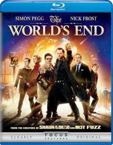 The World's End Blu-ray
