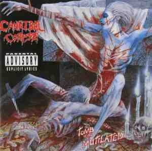 Tomb Mutilated Cannibal Corpse