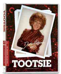 Tootsie Criterion Collection Blu ray Hoffman