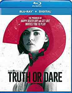 Truth or Dare digital download) Blu-ray