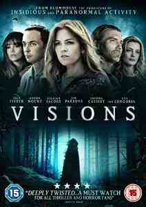 Visions DVD Isla Fisher