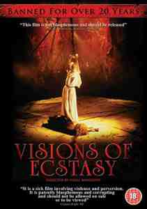 Visions of Ecstasy DVD