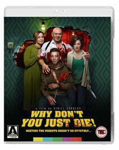Why Don't You Just Die? Blu-ray