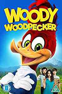 Woody Woodpecker DVD