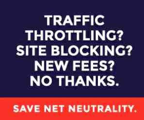 save net neutrailty logo