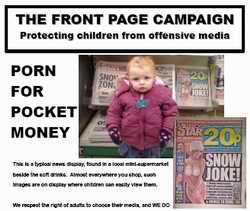 front page campaign