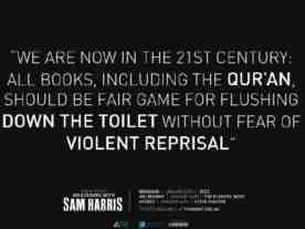 an evening with sam harris