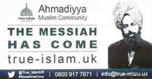contended islam uk