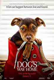 Poster Dogs Way Home 2019 Charles Martin Smith