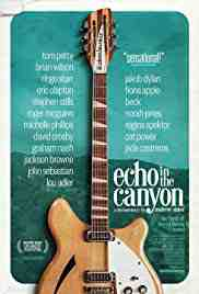Poster Echo in the Canyon 2018 Andrew Slater