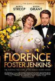 Poster Florence Foster Jenkins 2016 Stephen Frears
