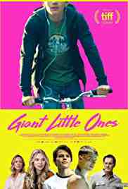 Poster Giant Little Ones 2018 Keith Behrman
