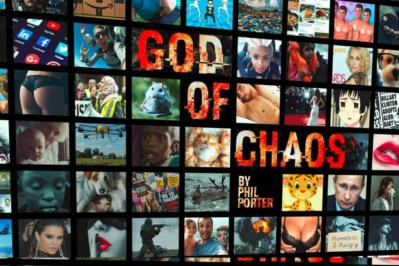 god of chaos poster