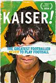 Poster Kaiser the Greatest Footballer 2018 Louis Myles