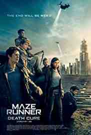 Poster Maze Runner the Death Cure 2018 Wes Ball