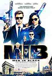 Poster Men in Black International 2019 F Gary Gray