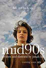 Poster Mid90s 2018 Jonah Hill