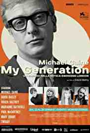 Poster My Generation 2017 David Batty