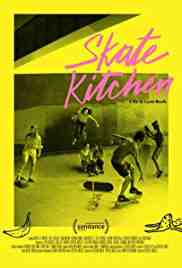 Poster Skate Kitchen 2018 Crystal Moselle
