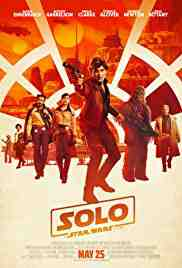 Poster Solo a Star Wars Story 2018 Ron Howard