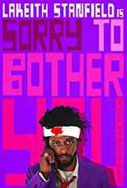 Poster Sorry To Bother You 2018 Boots Riley