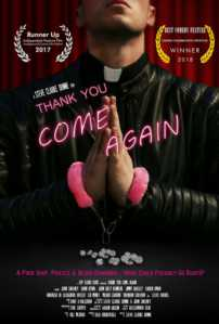 thank you come again poster