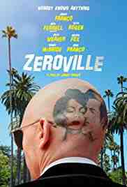 Poster Zeroville 2019 James Franco
