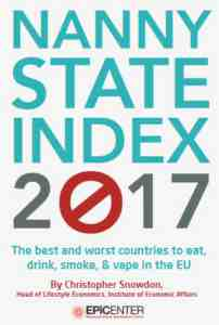 nanny state index 2017