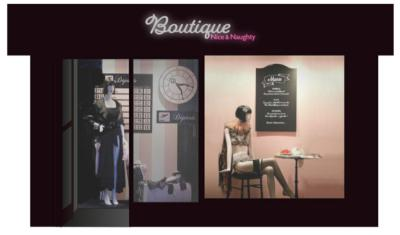 Nice 'n' Naughty Boutique warrington
