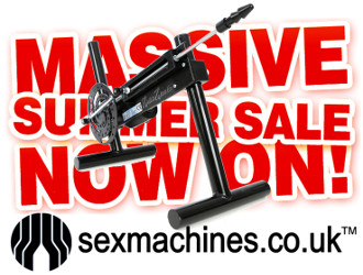 Sex Machines summer sale